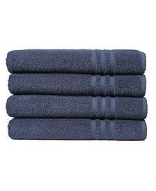 Linum Home Denzi 4-Pc. Bath Towel Set