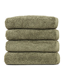 Linum Home Soft Twist 4-Pc. Hand Towel Set