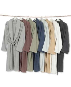Linum Home Personalized 100% Turkish Cotton Waffle Terry Bath Robe · Linum  Home Textiles ... bc2120037