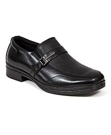 Little and Big Boys Bold Slip-On Dress Comfort Loafer