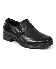 Deer Stags Little and Big Boys Bold Slip-On Dress Comfort Loafer