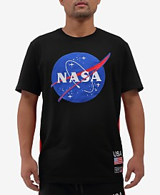 Hudson NYC Mens NASA Graphic T-Shirt
