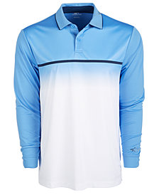 Attack Life by Greg Norman Men's Ardsley Polo