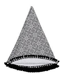 Linum Home Textiles 100% Turkish Cotton Manami Round Pestemal Beach Towel