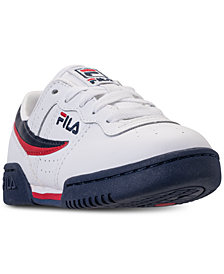 Fila Little Boys' Original Fitness Casual Sneakers from Finish Line