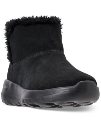 skechers winter boots