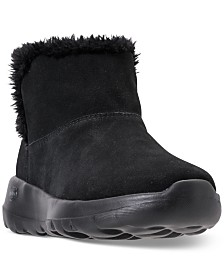 Skechers Women's On The Go Joy - Bundle Up Winter Boots from Finish Line