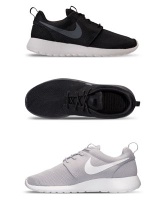 pretty nice f3833 a52e4 Men s Roshe One Casual Sneakers from Finish Line