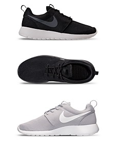 Men's Roshe One Casual Sneakers from Finish Line
