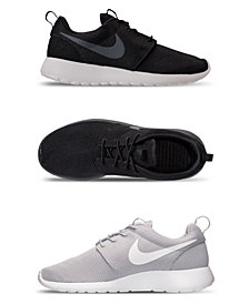 Nike Men's Roshe One Casual Sneakers from Finish Line