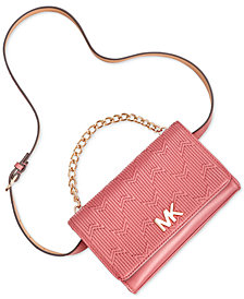 MICHAEL Michael Kors Deco M Quilted Belt Bag