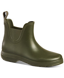 Totes Women's Cirrus Chelsea Waterproof Ankle Rainboots