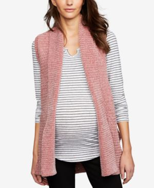 Image of A Pea In The Pod Maternity Belted Vest