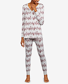 A Pea In The Pod Maternity Pajama 2-pc. Set