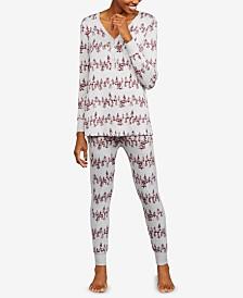 A Pea In The Pod Maternity Pajama 2-pc. Set