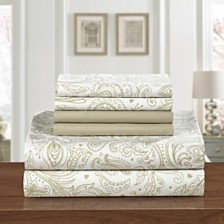 Chic Home Welford 6-Pc Sheet Set Collection