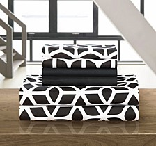 Bailee 6-Pc Queen Sheet Set