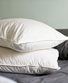 Luxe Down Filled Compartment 2-Pack of King Pillows, Medium Firm