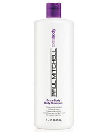Paul Mitchell Extra-Body Daily Shampoo, 33.8-oz., from PUREBEAUTY Salon & Spa