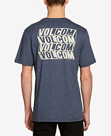 Volcom Men's Bend Logo T-Shirt