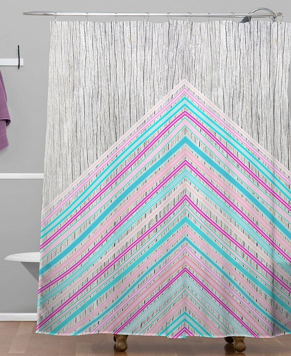 Deny Designs Iveta Abolina Breeze Shower Curtain