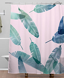 Deny Designs Iveta Abolina Peaches N Cream Shower Curtain