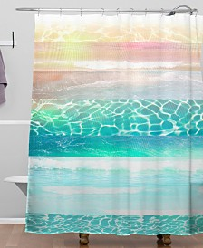 Deny Designs Iveta Abolina By The Poolside I Shower Curtain