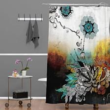 Deny Designs Iveta Abolina Little Rabbit Shower Curtain