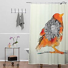 Iveta Abolina Sonnet Shower Curtain