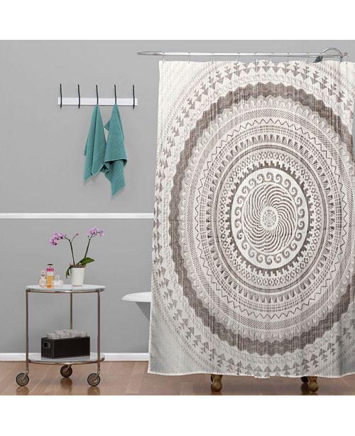 Deny Designs Iveta Abolina Nightplay Shower Curtain