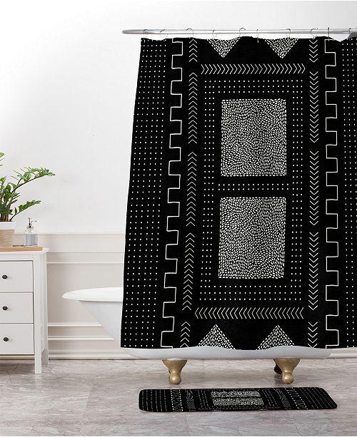 Deny Designs Iveta Abolina Mud Cloth Inspo IV Bath Mat