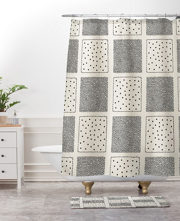 Deny Designs Iveta Abolina Mud Cloth Inspo VII Bath Mat