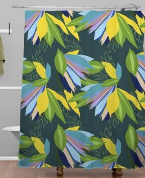 Deny Designs Iveta Abolina Clodia Shower Curtain Bedding