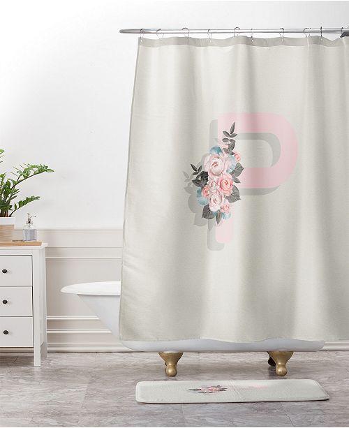 Deny Designs Iveta Abolina Pivoine S Bath Mat