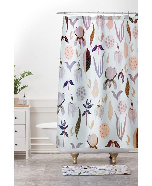 Deny Designs Iveta Abolina Bertadene Garden III Bath Mat