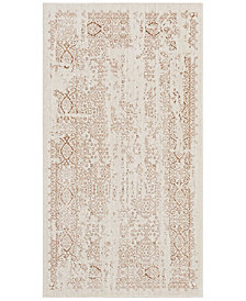 "kathy ireland Home KI34 Silver Screen KI344 2'2"" x 3'9"" Area Rug"
