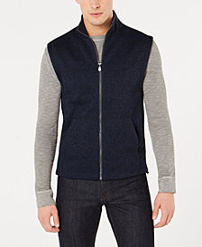 Original Penguin Men's Fleece Vest, Created for Macy's