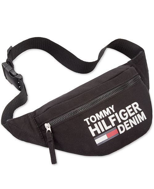 14756774a3 Tommy Hilfiger Mens Toro Fanny Pack & Reviews - All Accessories ...