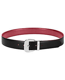 Calvin Klein Reversible Smooth Leather Belt