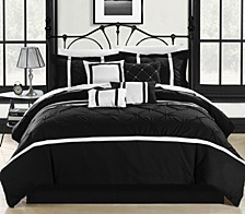 Vermont 12-Pc King Comforter Set