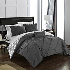 Jacky 4-Pc King Comforter Set
