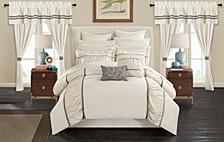 Mayan 24-Pc King Comforter Set