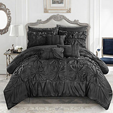 Chic Home Springfield 10-Pc Queen Comforter Set