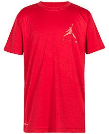 Jordan Little Boys Air Ball-Print T-Shirt
