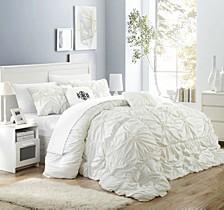Halpert 6-Pc King Comforter Set