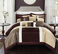 Alleta 7-Pc Queen Comforter Set