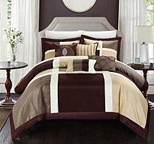 Chic Home Alleta 7-Pc Queen Comforter Set