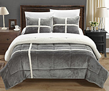Chic Home Chloe 2-Pc Twin X-Long Comforter Set