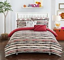 Chandler 7-Pc Twin Comforter Set