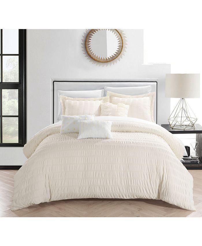 Chic Home - Hadassah Comforter Set